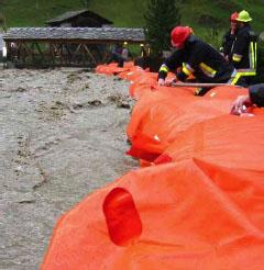 innondations vals 2003