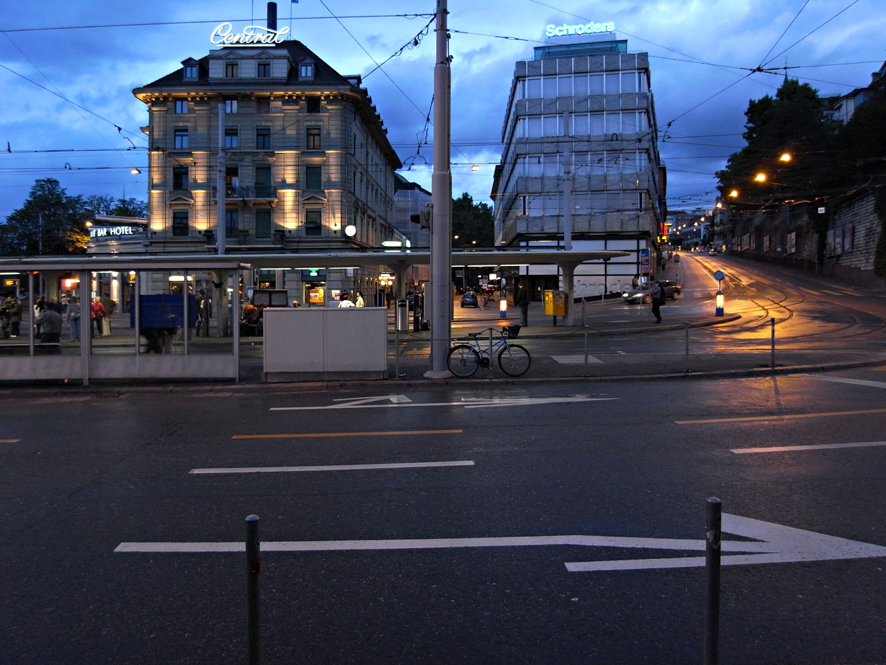zurich-central