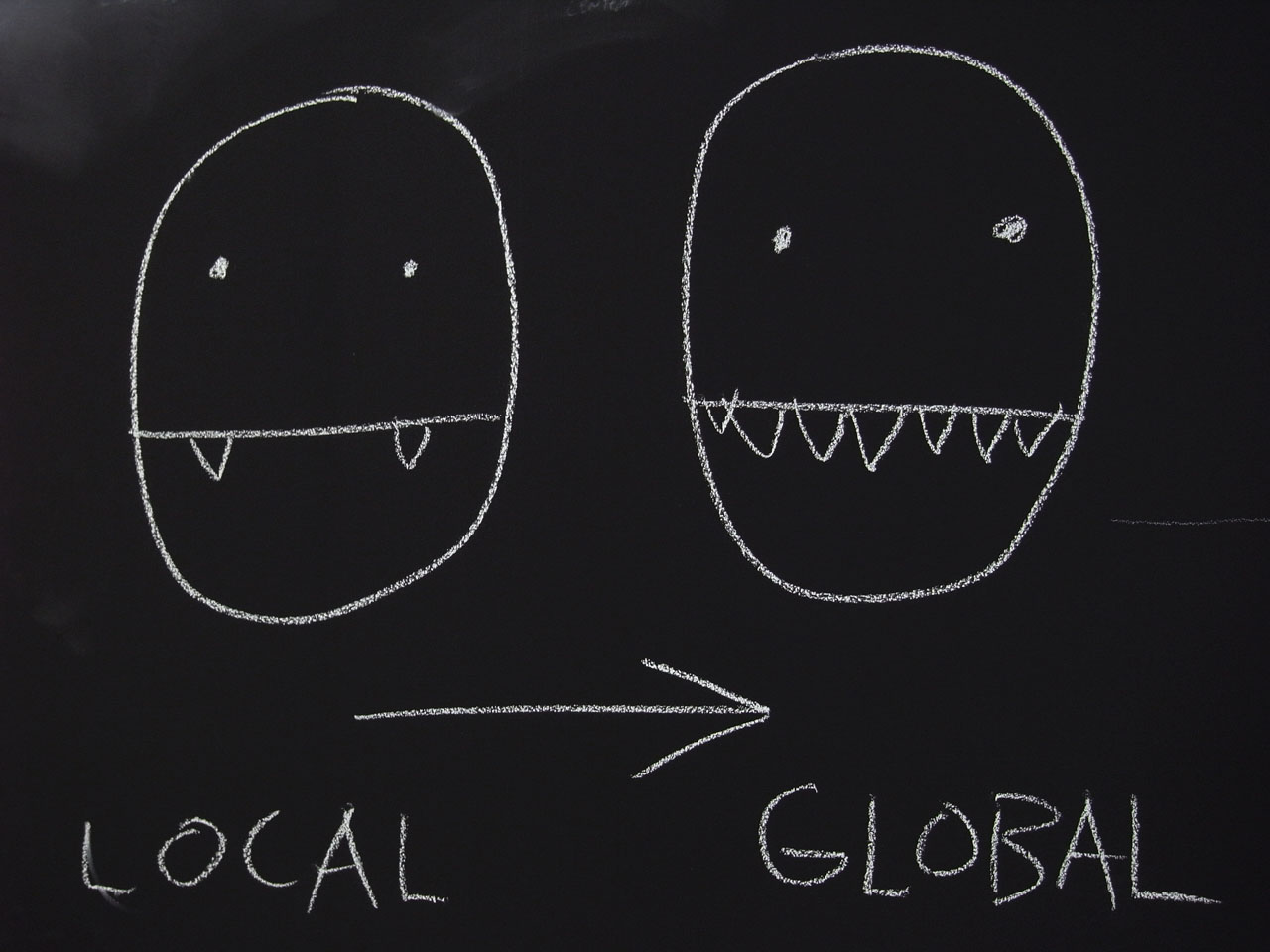 local-global