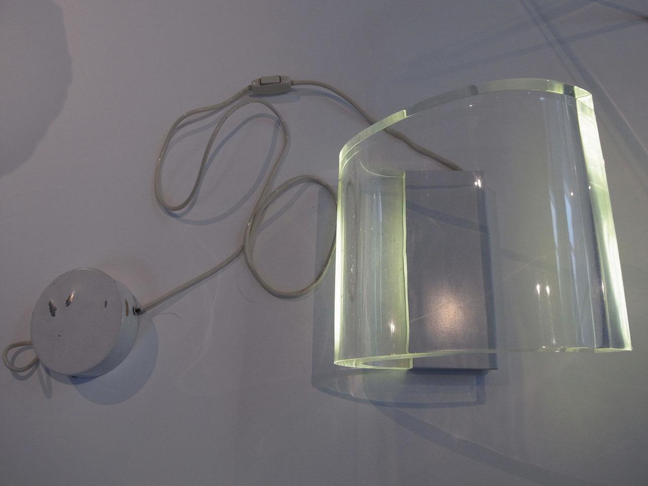 Lampada Da Tavolo Acrilica Joe Colombo : Jlggb · n° acrilica