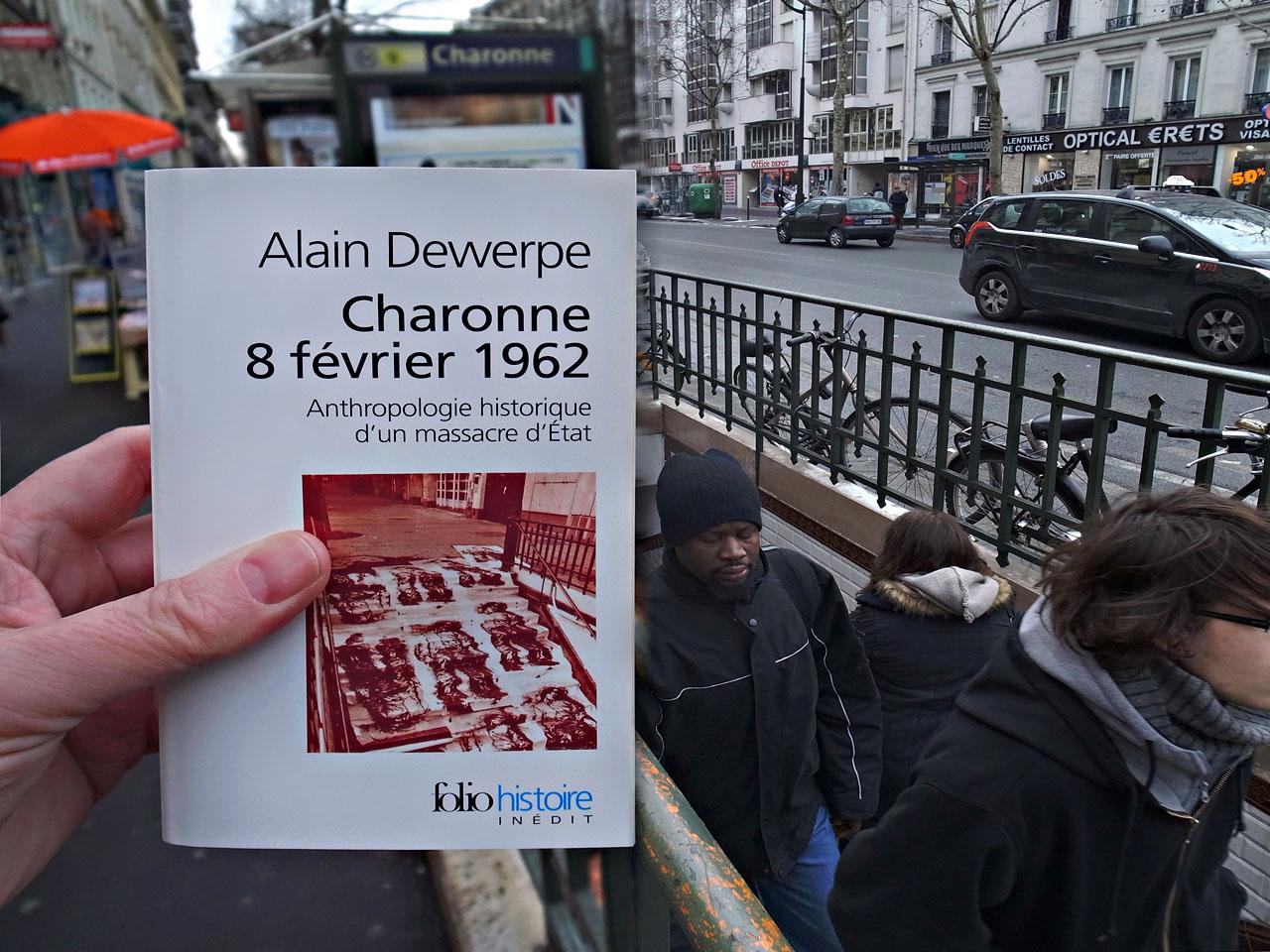 """Résultat de recherche d'images pour """"LIVRE ALAIN DEWERPE CHARONNE"""""""