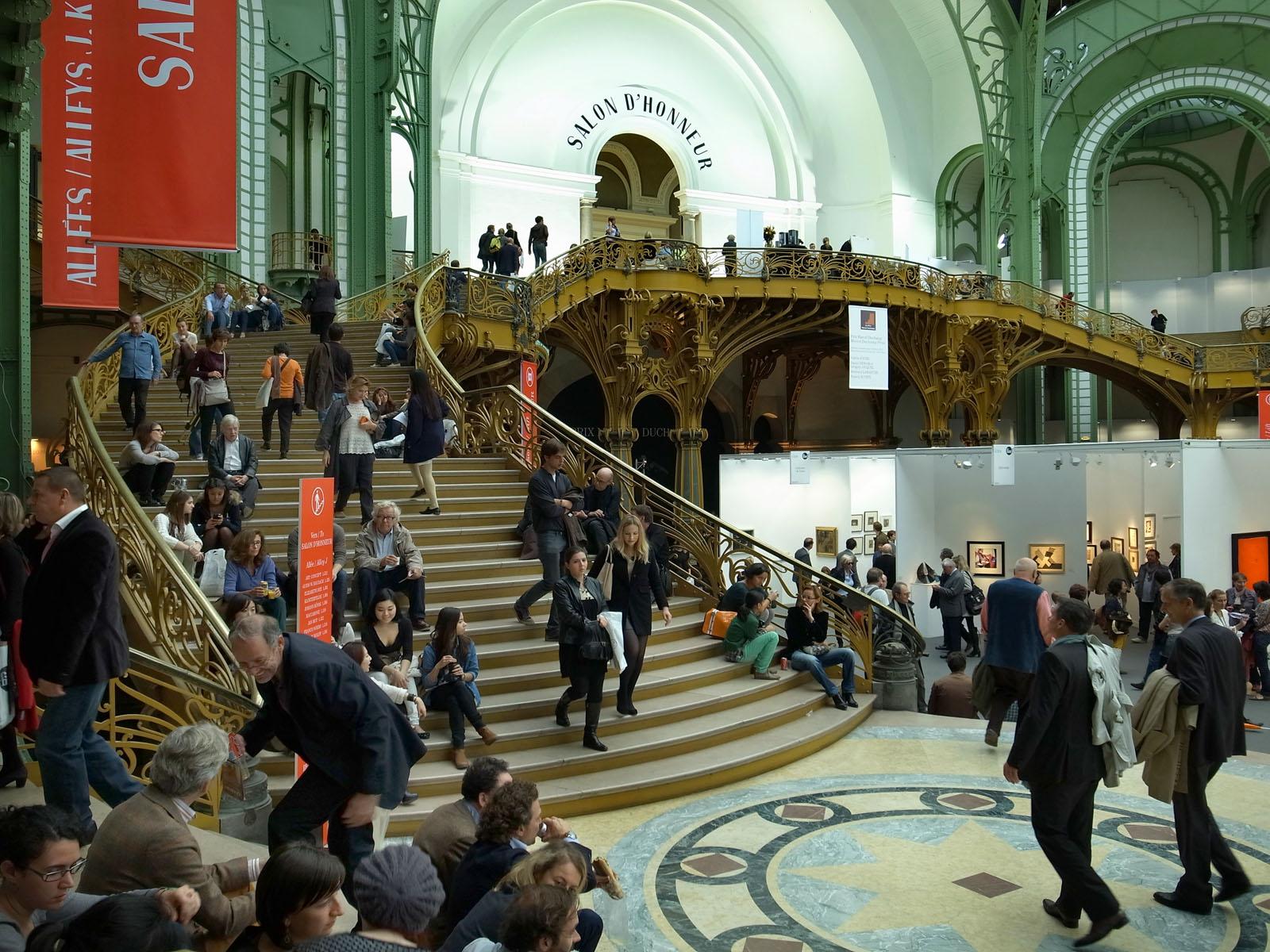 Jlggbblog3 fiac for Salon d honneur grand palais