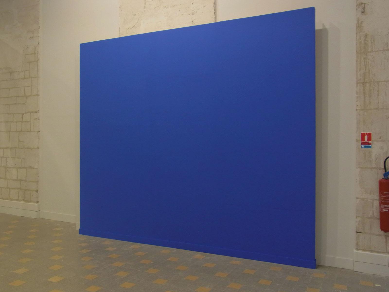 Peinture bleu marine leroy merlin for Peinture bleu marine mat