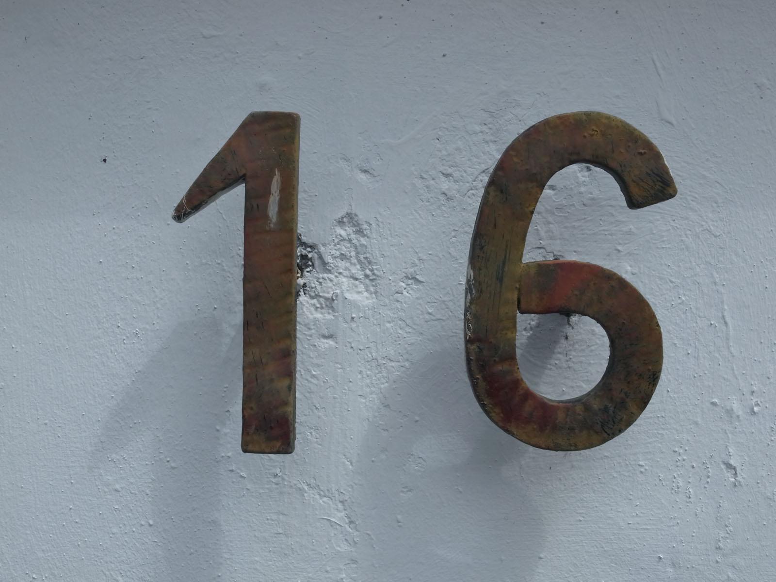 16 rue de la fin