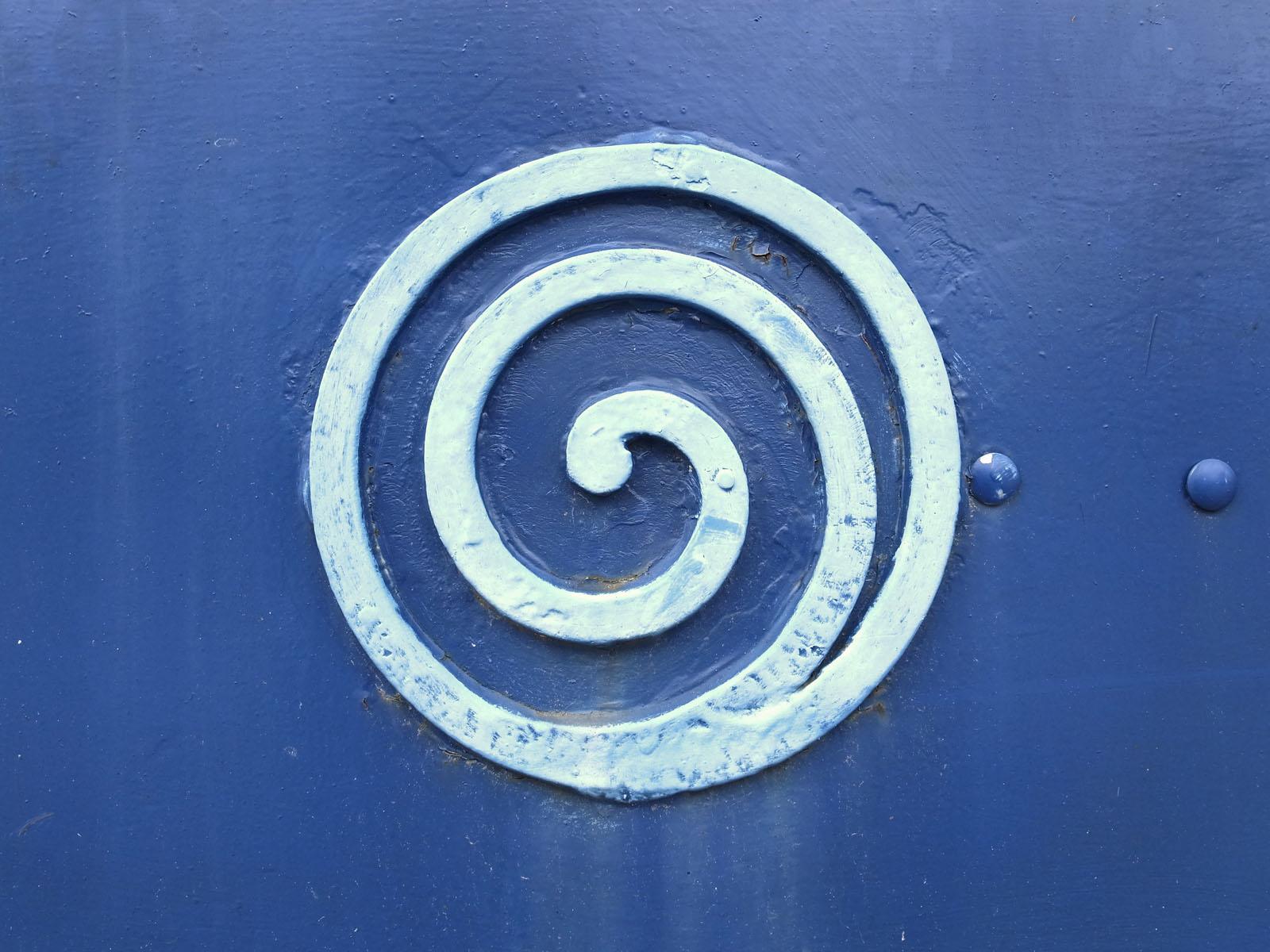 spirale rue de la fin