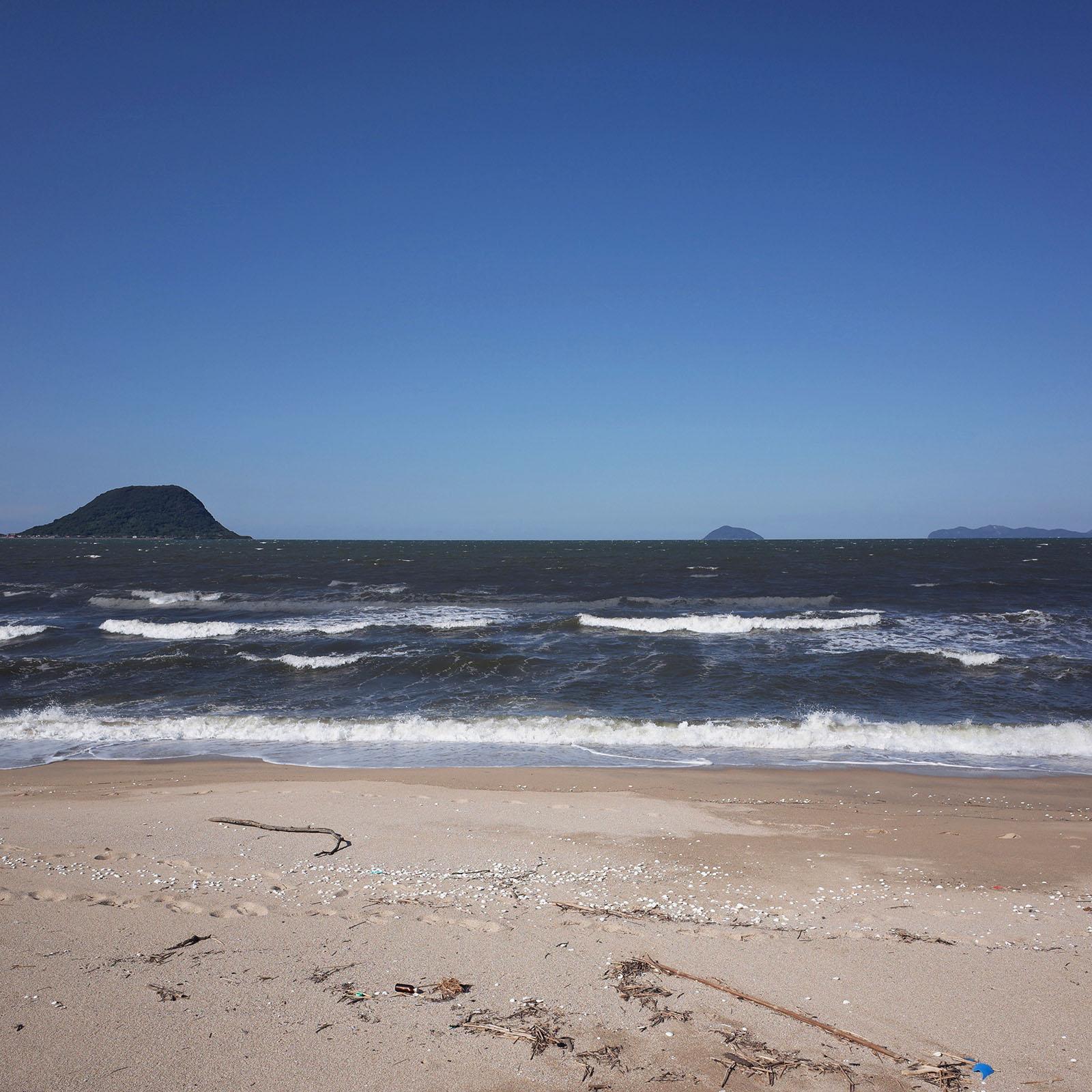 plage de karatsu