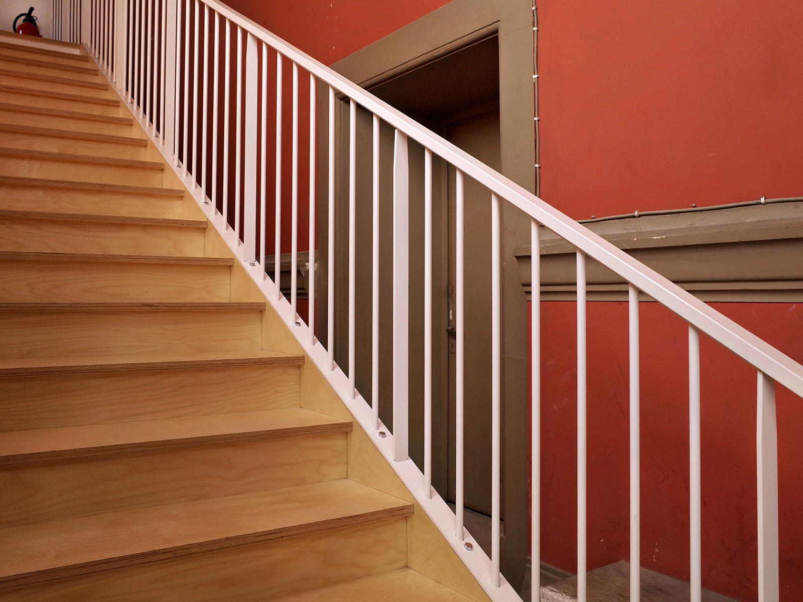 beaux-arts escalier belvedere