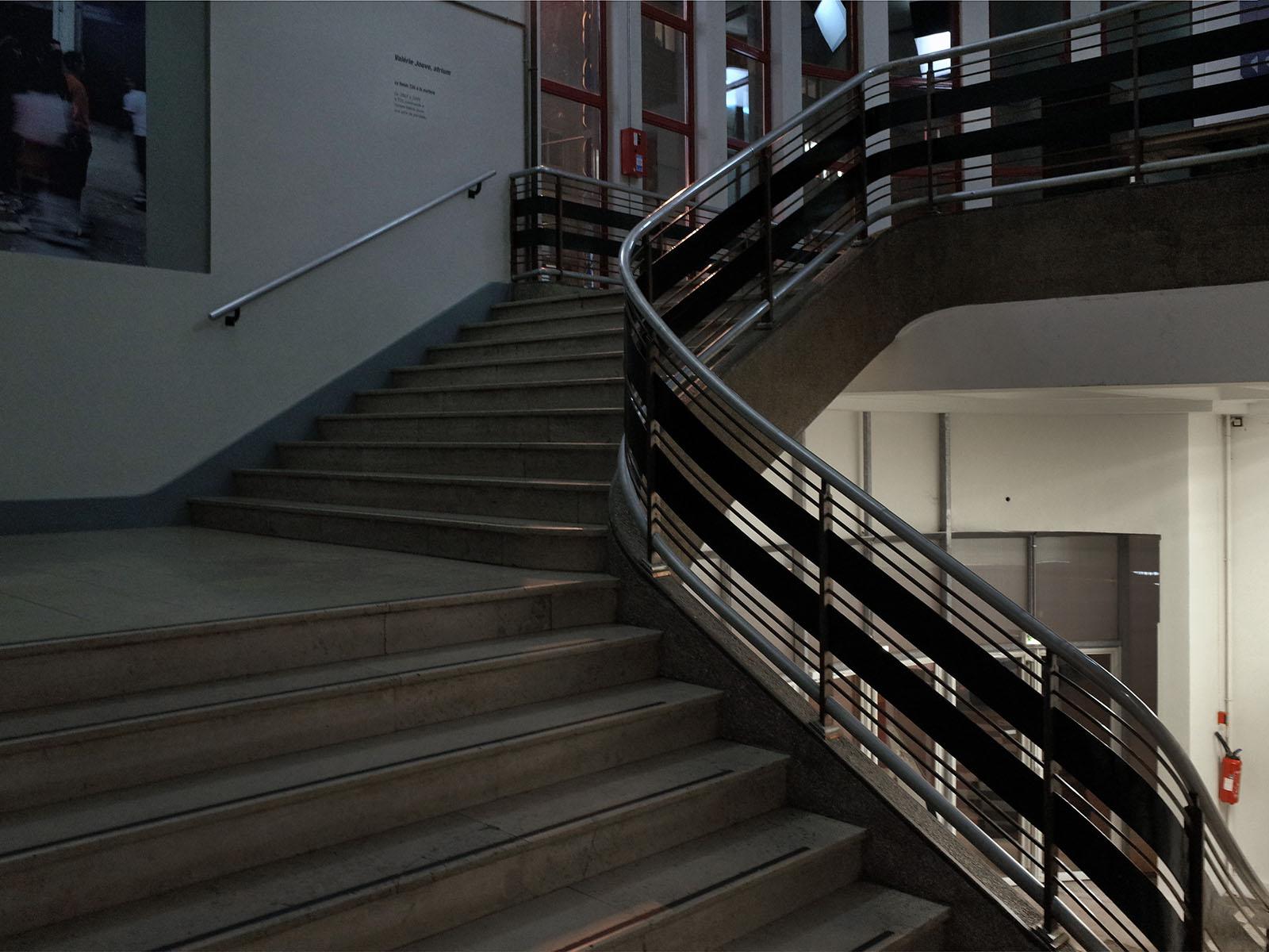 t2g escalier