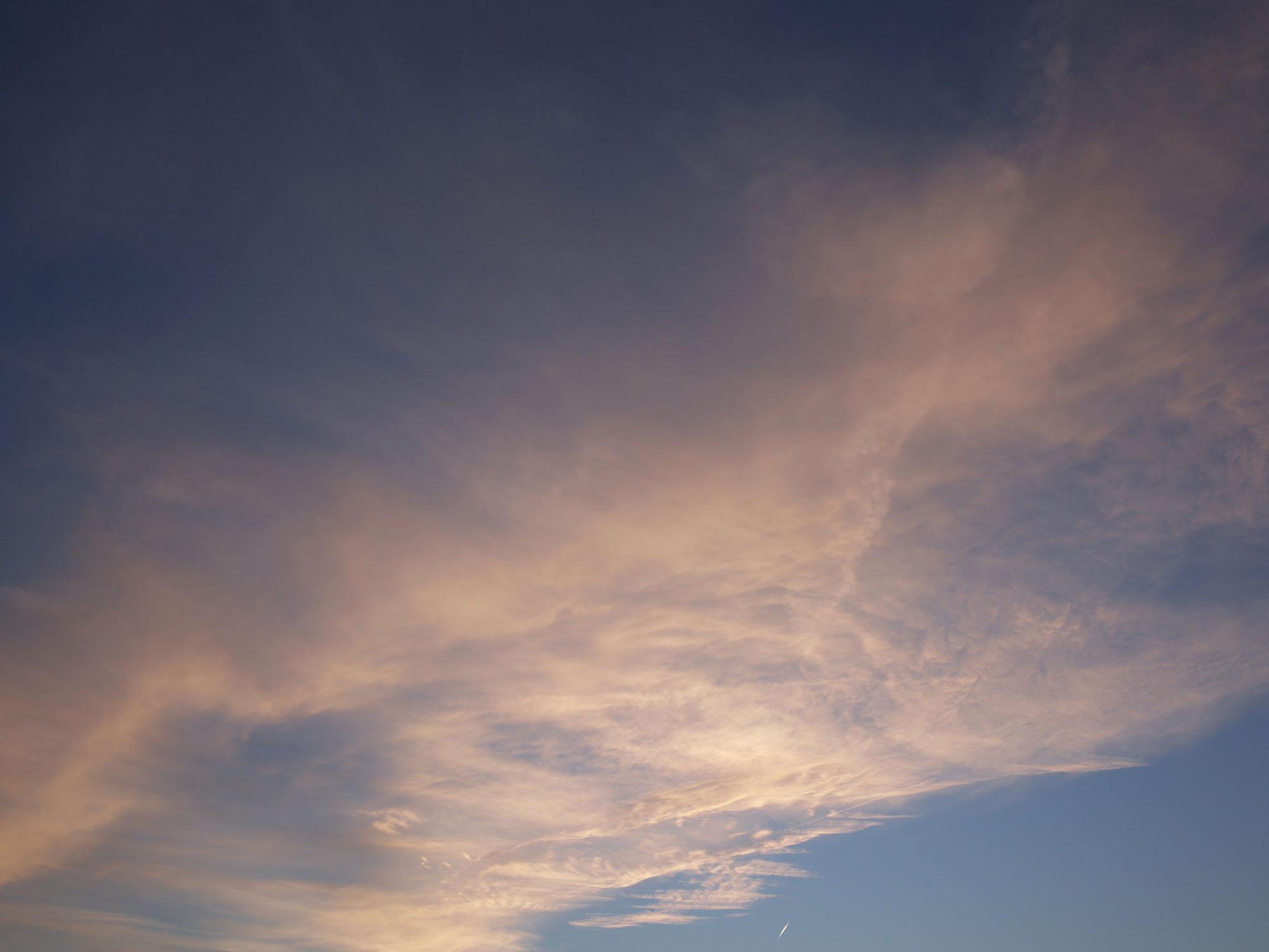 ciel lac du bourget