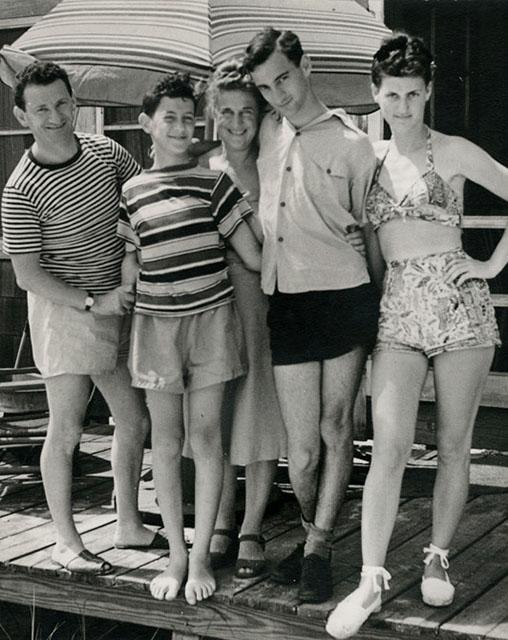 blumenfeld-family
