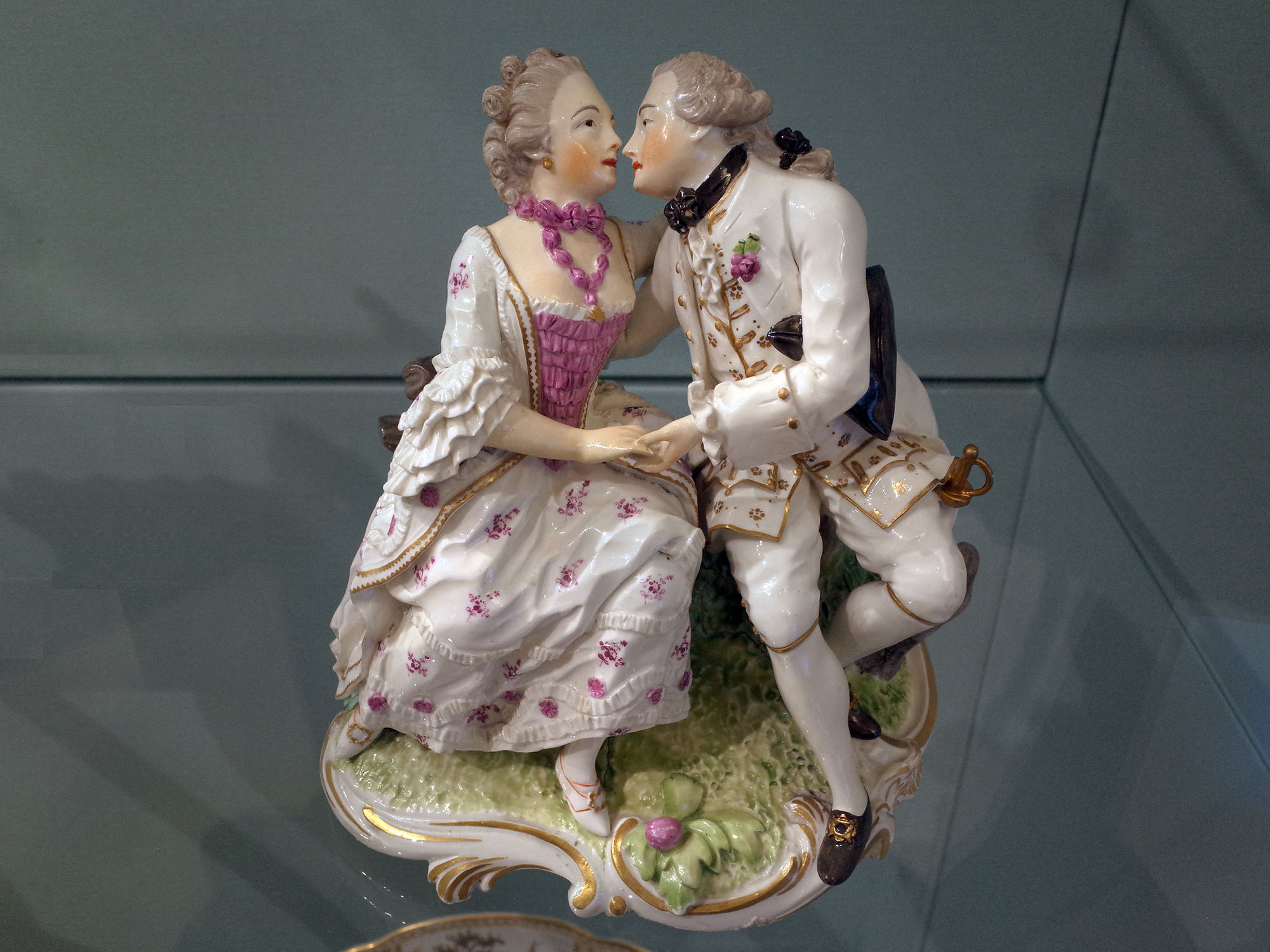 Frankenthal-figurine