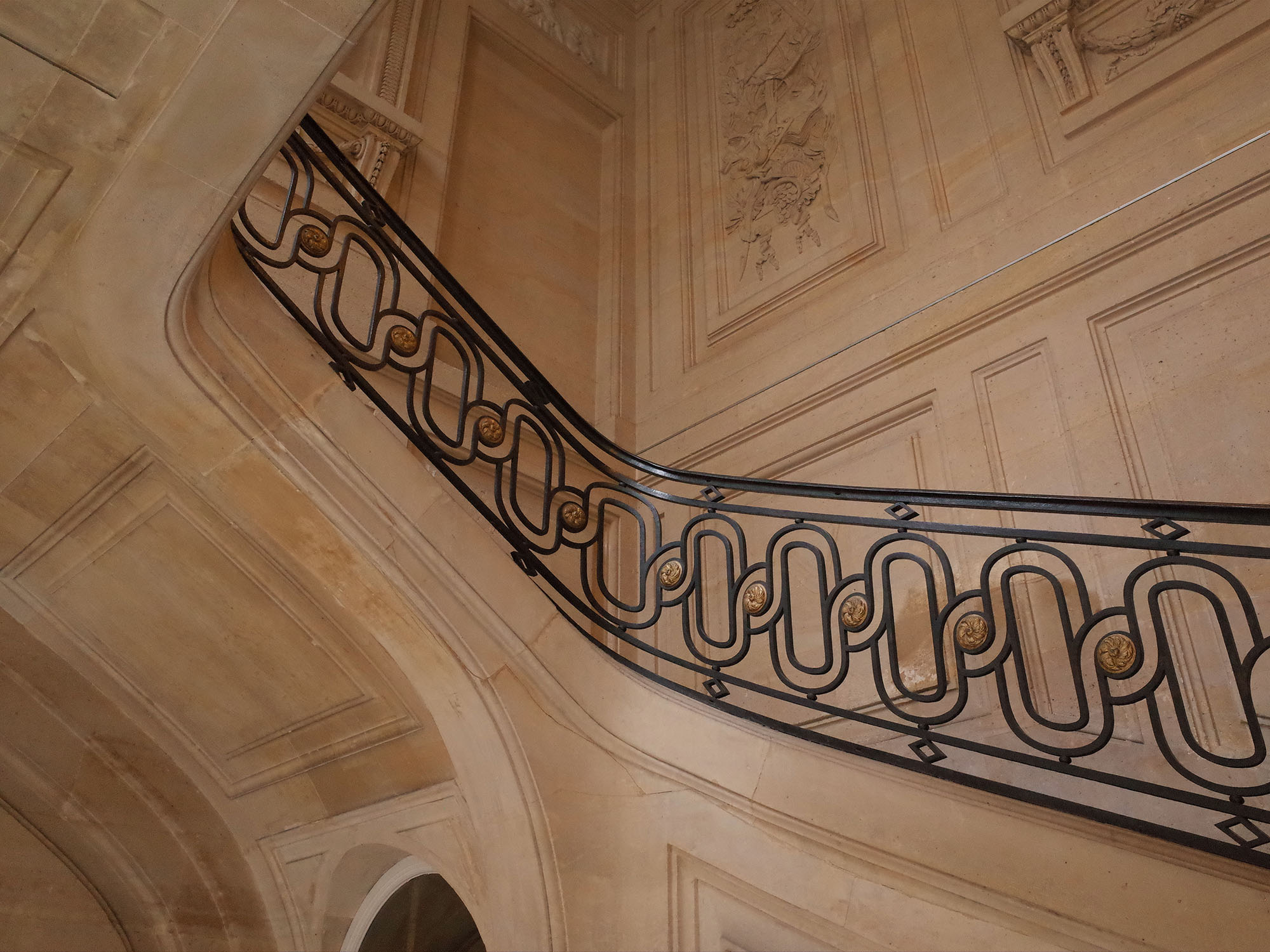 sciences po escalier 28