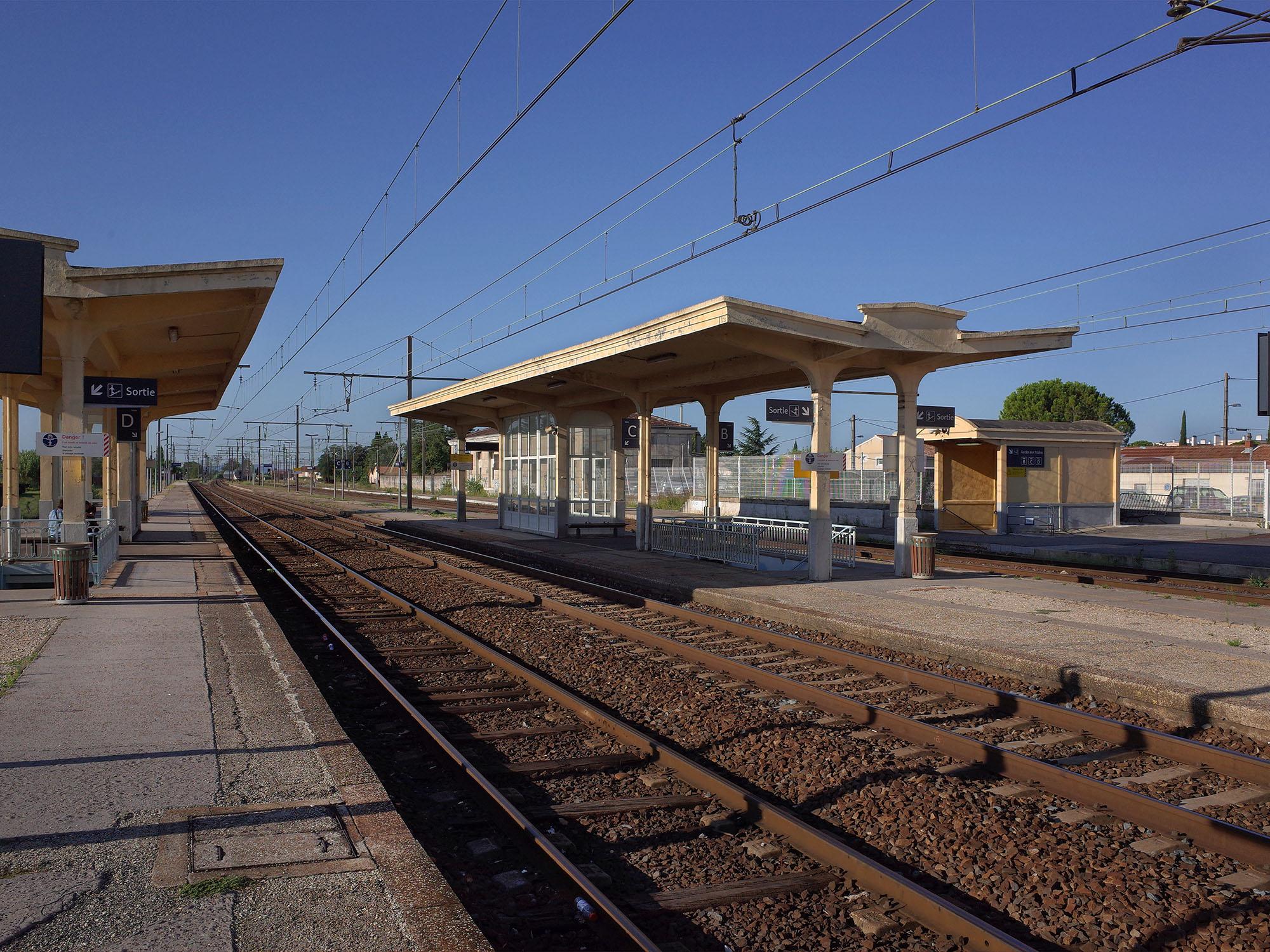 pierrelatte gare 2014