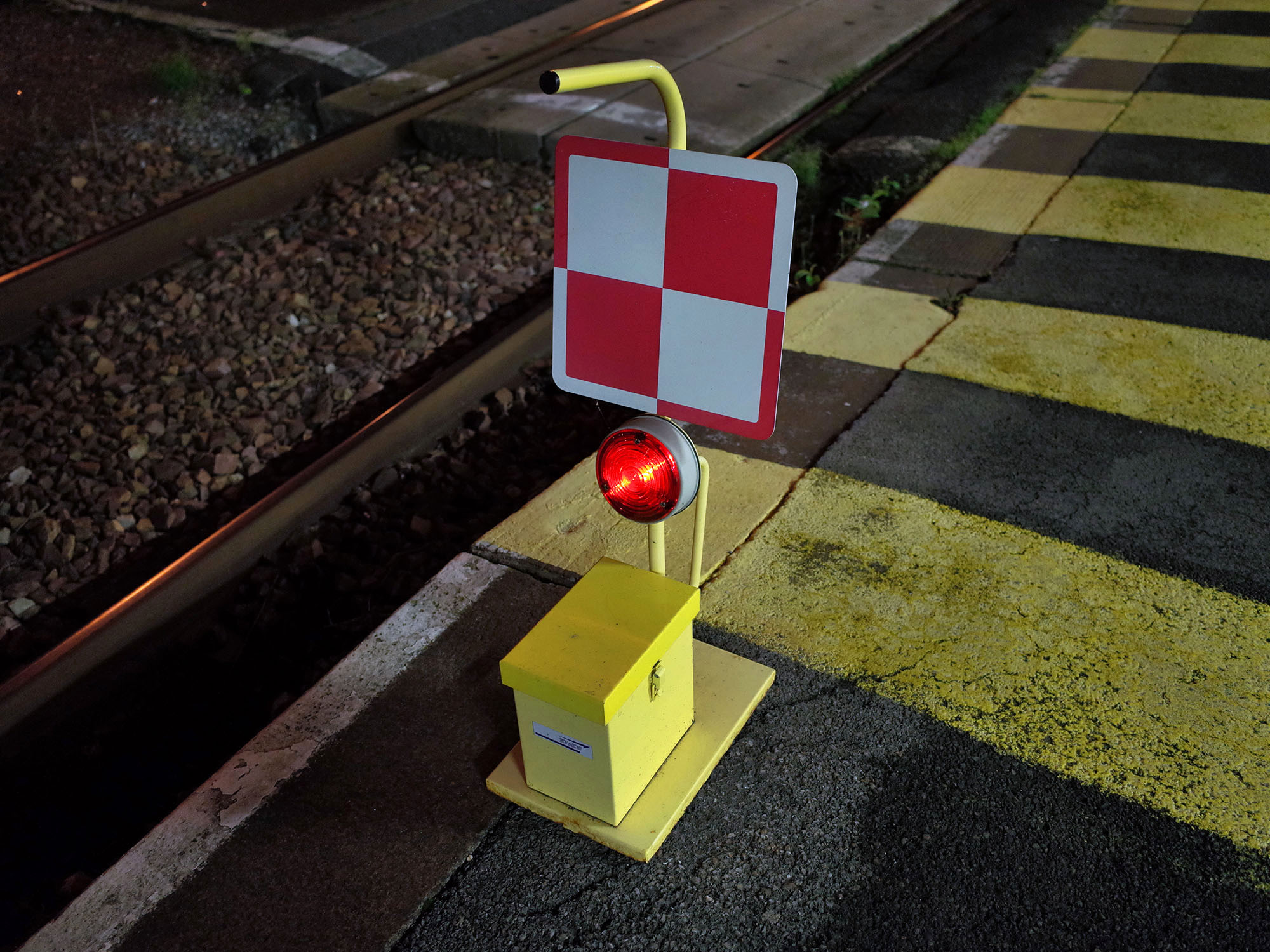 douai gare signal light