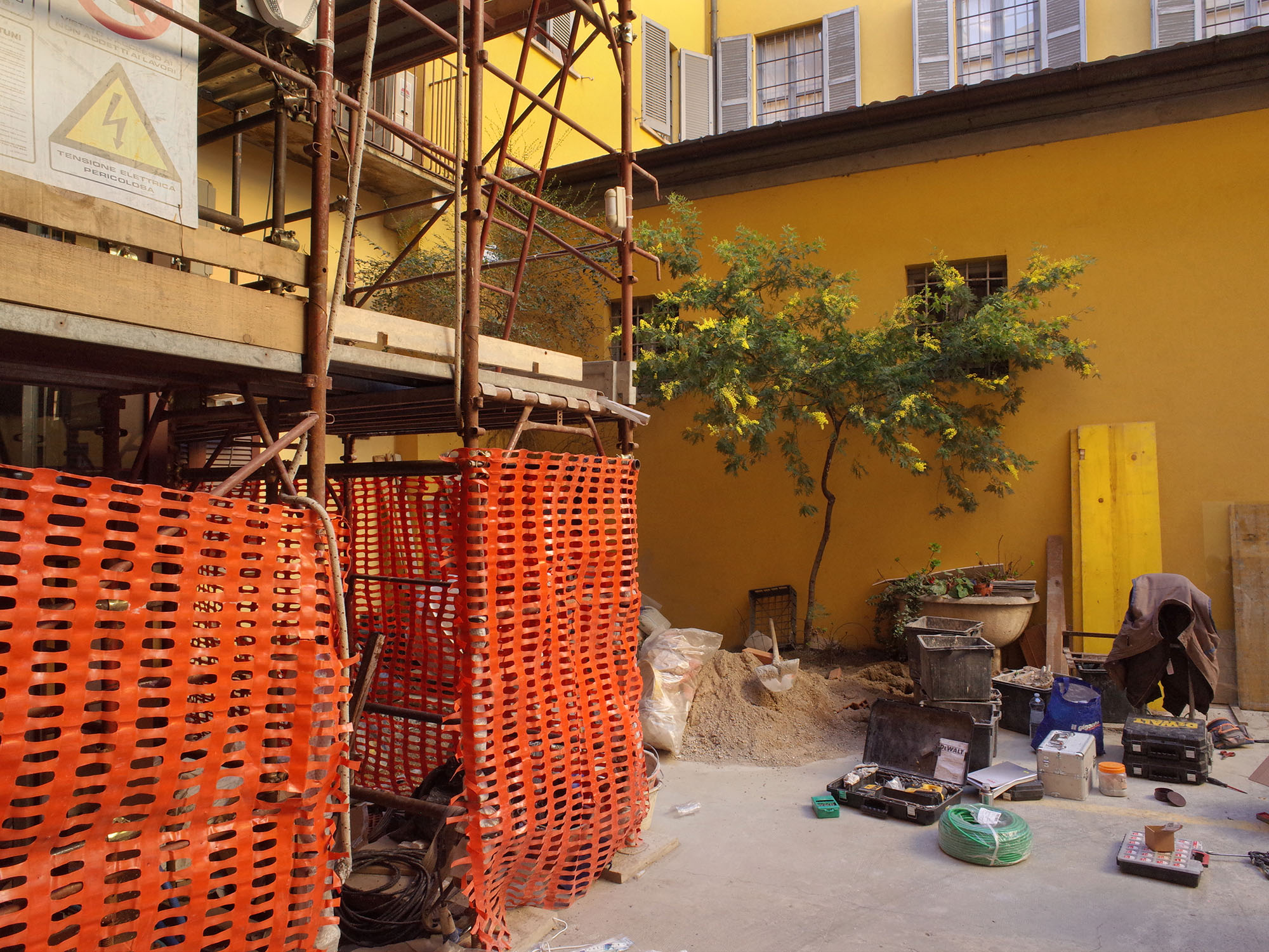 milan cour chantier 2015