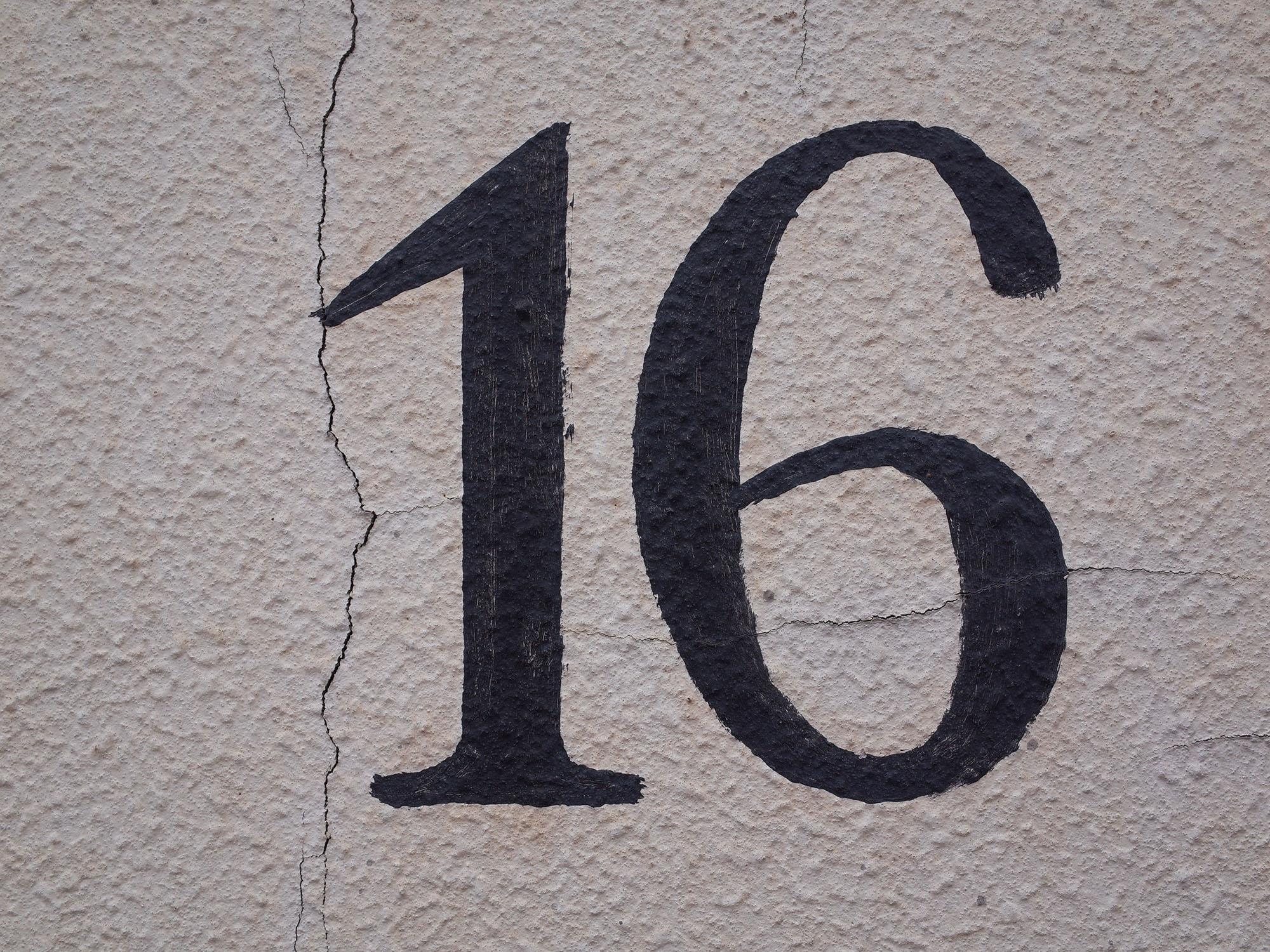 numero 16 bruxelles 3 2015