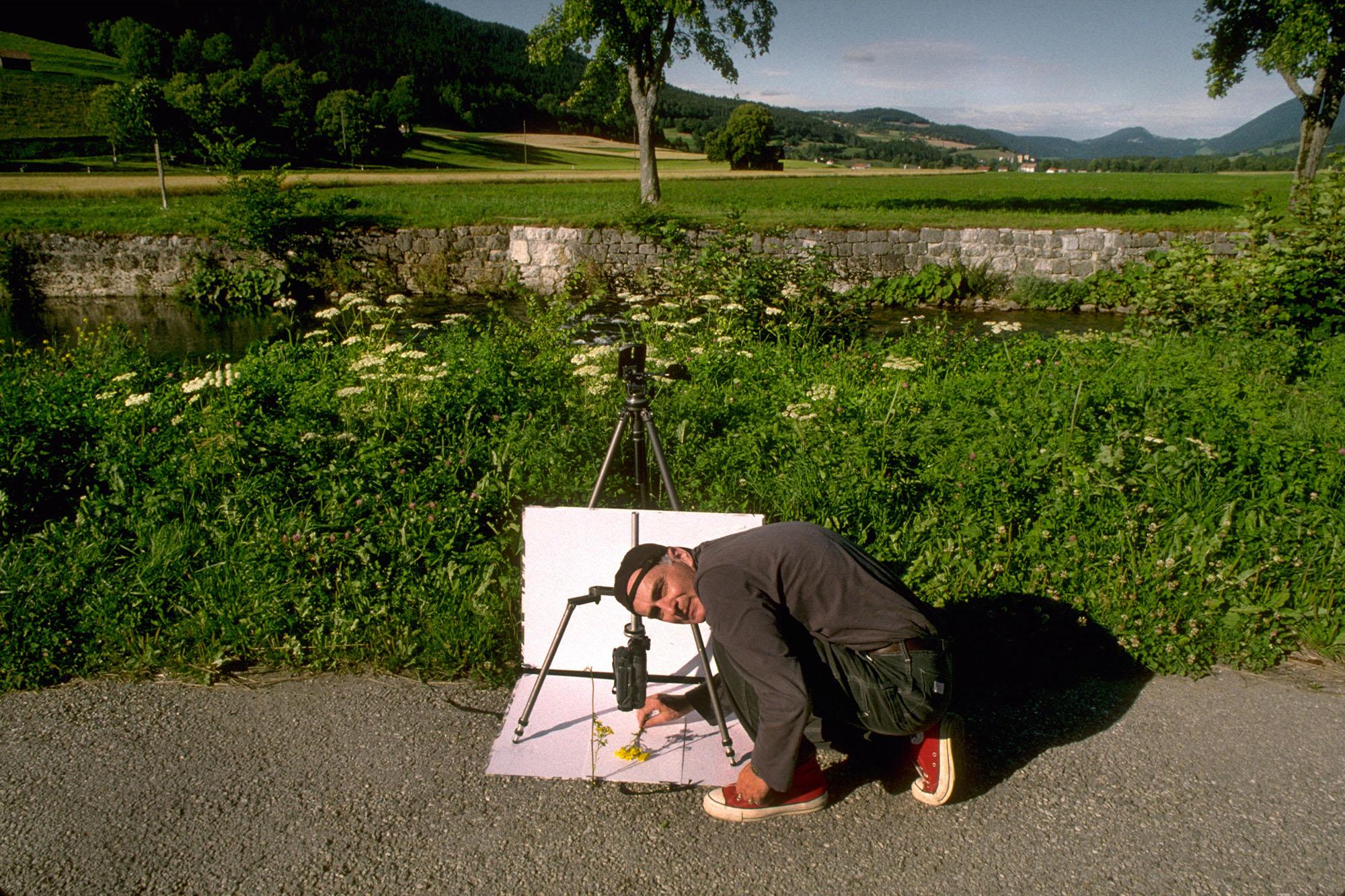 1993-tournage-flora-travers-2000