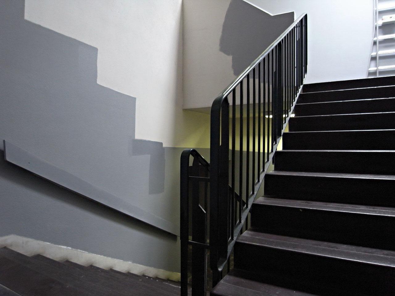 Peindre Un Escalier En Gris jlggbblog · escaliers en peinture